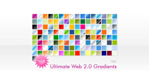 ultimate web photoshop gradient