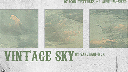 vintage tky textures