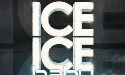 ice cold poster