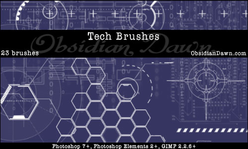 tech brushes 4