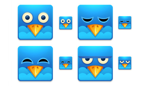 twitter square