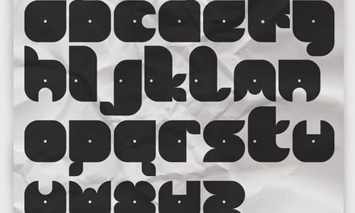 zero one base font