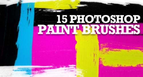 stroke photoshop brushes