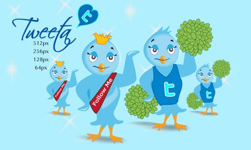 twitter bird 2