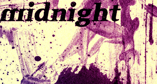 midnight paint