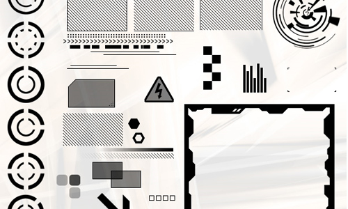 basic tech brushes
