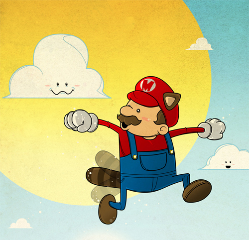 super mario reloaded