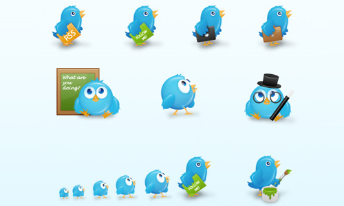 cute twitter icons