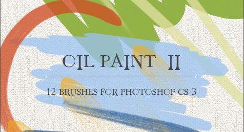 oil paint ii