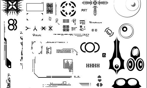 tech brushes vol 2