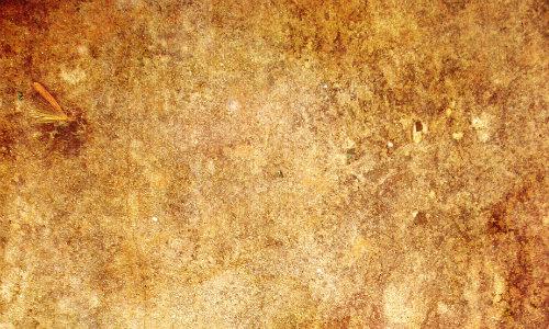 seven striking orange grunge textured