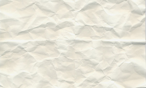 white crumbled