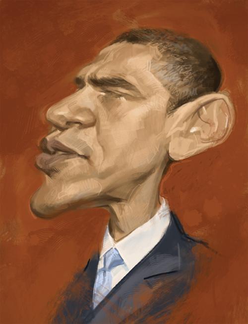 amazing caricature artwork