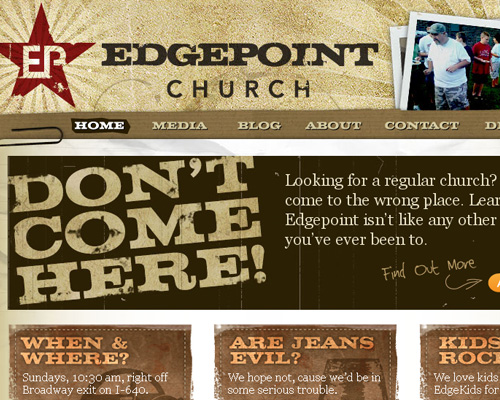 edge point church