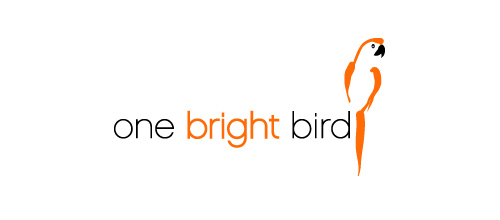 Bird Logos - One Bright Bird