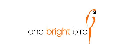 Bird Logos - One Bright Bird