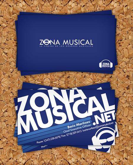 zonamusical business card