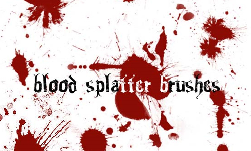 blood fire brush