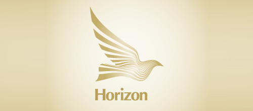 Bird Logos - Horizon