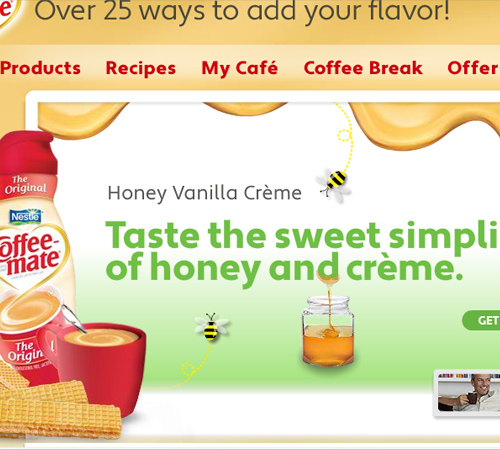 Coffee Websites - Coffee Mate