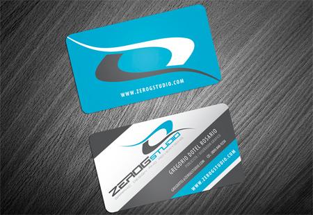 ZeroGStudio Business Card