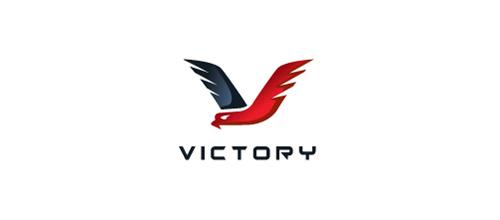 Bird Logos - Victory