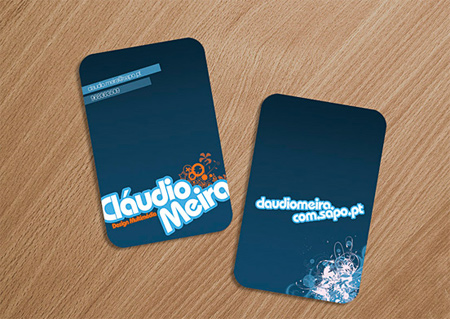 Claudio Meira Business Card