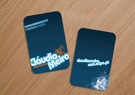 Claudio Meira Business Card