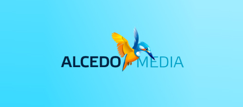 Bird Logos - AlcedoMedia