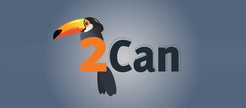 Bird Logos - 2Can