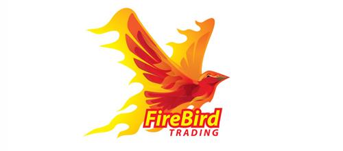 Bird Logos - Fire Bird Trading