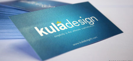kula business card