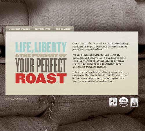Coffee Websites - Ambest Coffee