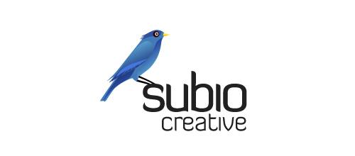 Bird Logos - Subio Creative