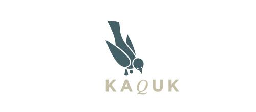 Bird Logos - Kaquk