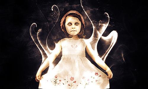 Halloween Photoshop Tutorials - Fantasy Horror Scene