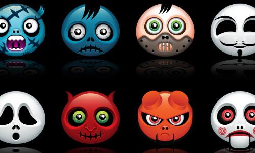 Halloween Icons - Halloween Avatars