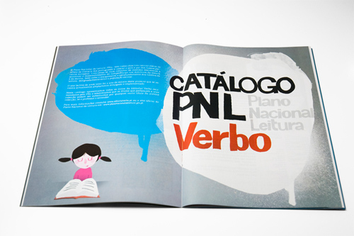 Booklet Designs - Verbo Na Escola