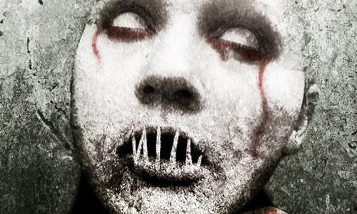 Halloween Photoshop Tutorials - Grunge Dark Art