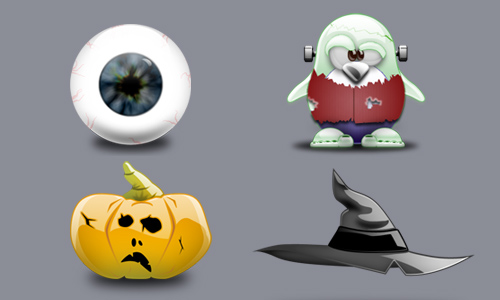 Halloween Icons - Halloween Pack Icons