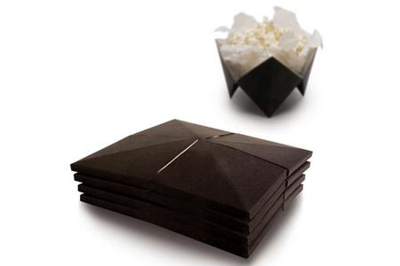Creative Packaging Design - Pop-up Popcorn