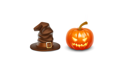 Halloween Icons - Free Halloween