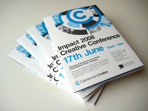 Booklet Designs - Caledonian Creates