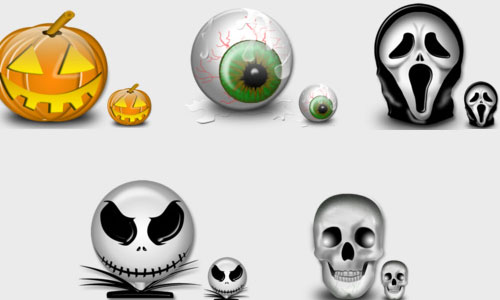 Halloween Icons - Halloween Vista Icons