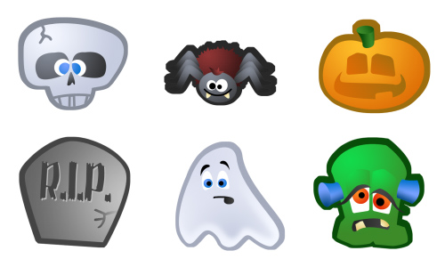 Halloween Icons - Helloween Icons