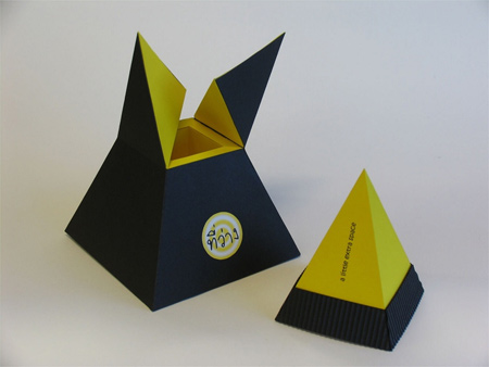 Creative Packaging Design - Instant Karma