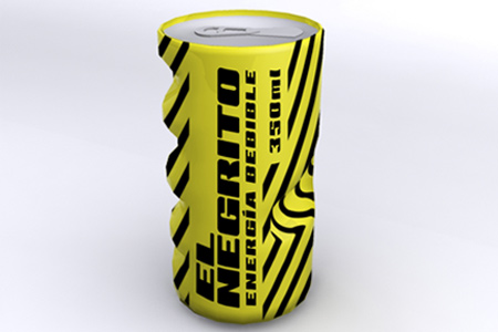 Creative Packaging Design - El Negrito