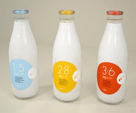 Creative Packaging Design - Jásztej