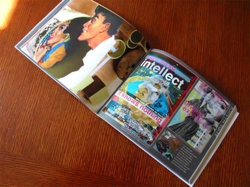 Booklet Designs - Retrospective