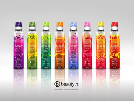 Creative Packaging Design - Beautyin